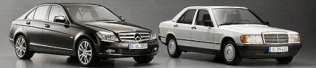 Silniki Mercedes