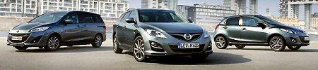 Silniki Mazda MZR-CD