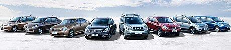 Silniki Nissan
