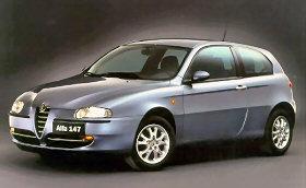 Alfa Romeo 147 1.9 JTDM 140KM