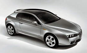 Alfa Romeo Brera 2.0 16V JTDM 170KM