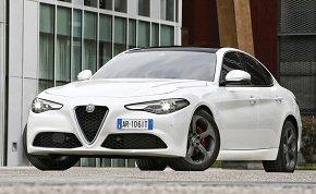 Alfa Romeo Giulia 2.2 Multijet 16V AT8 160KM