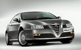 Alfa Romeo GT 1.9 JTD 16V 150KM