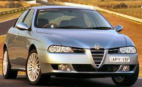 Alfa Romeo 156 FL 1.9 16V JTD 140KM