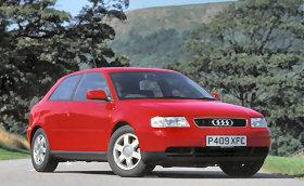 Audi A3 8L 1.9 TDI 130KM PD (ASZ)