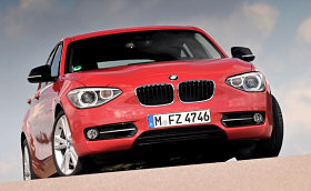 BMW Seria 1 F20 120d (184KM)