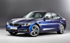 BMW Seria 3 F30 FL 316d (116KM)