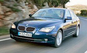 BMW Seria 5 E60 FL 520d (177KM)