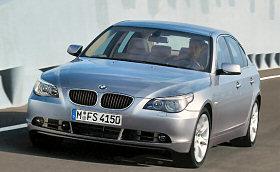 BMW Seria 5 E60 530d (218KM)