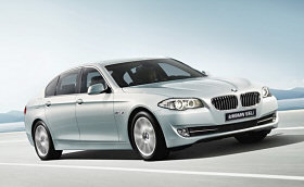 BMW Seria 5 F10 520d (184KM)