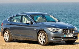 BMW Seria 5 GT F07 520d (184KM)