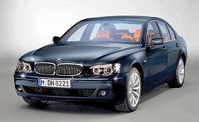BMW Seria 7 E65 FL 745d (330KM)