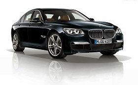 BMW Seria 7 F01 FL 730d (258KM)