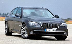BMW Seria 7 F01 730d (245KM)