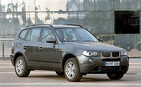 BMW X3 E83 FL xDrive20d (177KM)