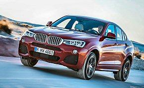 BMW X4 F26 xDrive30d (258KM)