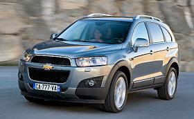 Chevrolet Captiva I FL 2.2 D 163KM (GM Z22D1)