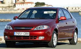 Chevrolet Lacetti 2.0 TCDi (121KM)