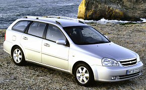 Chevrolet Nubira 2.0 TCDi (121KM)