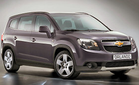 Chevrolet Orlando 2.0 VCDI 130KM (GM Z20D1)