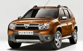 Dacia Duster I 1.5 dCi 110KM (K9K 636/836)