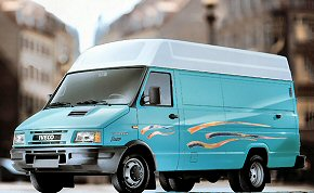 Iveco Daily II 2.5 TD (103KM)