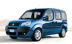 Fiat Doblo I FL 1.9 16V Multijet 120KM