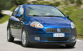 Fiat Grande Punto 1.3 16V Multijet 75KM