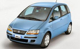 Fiat Idea 1.3 16V Multijet 70KM