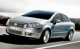 Fiat Linea 1.3 16V Multijet (90KM)