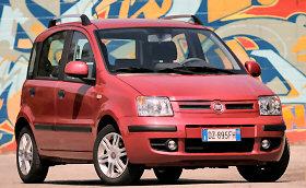 Fiat Panda II 1.3 16V Multijet 75KM