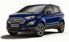 Ford EcoSport FL 1.5 TDCi (100KM)