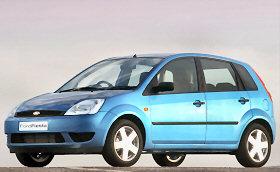 Ford Fiesta Mk6 1.4 TDCi (68KM)