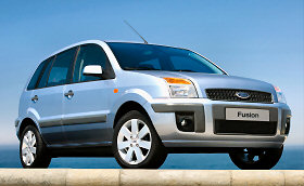 Ford Fusion 1.4 TDCi (68KM)