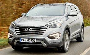 Hyundai Grand Santa Fe 2.2 CRDi 197KM (D4HB)