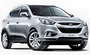 Hyundai ix35 2.0 CRDi 136KM (D4HA)