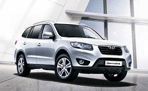 Hyundai Santa Fe II FL 2.2 CRDi 197KM (D4HB)
