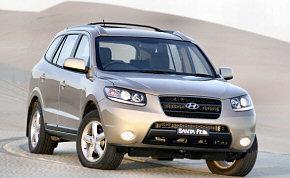 Hyundai Santa Fe II 2.2 CRDi 150KM (D4EB)