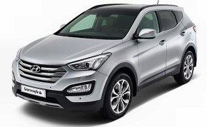 Hyundai Santa Fe III 2.2 CRDi 197KM (D4HB)