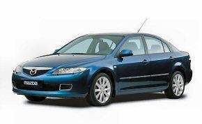 Mazda 6 GG FL 2.0 MZR-CD 143KM (RF)