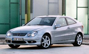 Mercedes CLC C203 FL 220 CDI 150KM (OM646)