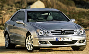 Mercedes CLK C209 FL 320 CDI 224KM (OM642)