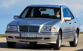 Mercedes Klasa C W202 220D 95KM (OM604)