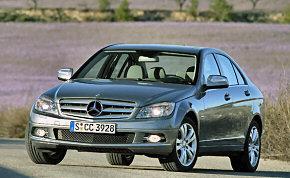 Mercedes Klasa C W204 350 CDI 231KM (OM642)