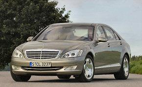 Mercedes Klasa S W221 420 CDI 320KM (OM629)