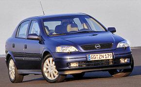 Opel Astra G 1.7 CDTI 80KM (Z17DTL)