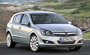Opel Astra H 1.3 CDTI ECOTEC 90KM (Z13DTH)