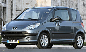 Peugeot 1007 1.6 HDi 109KM (DV6TED4)