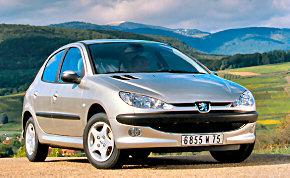 Peugeot 206 1.6 HDI 109KM (DV6TED4)