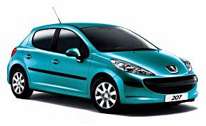 Peugeot 207 1.6 HDi 109KM (DV6TED4)